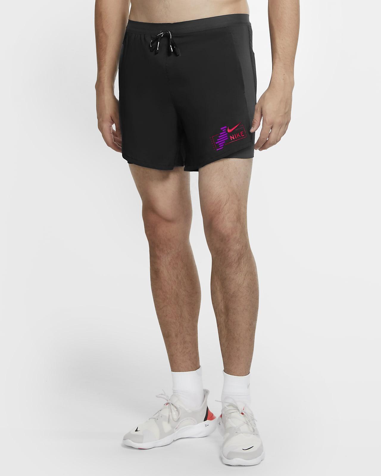 Löparshorts Nike Flex Stride Future Fast 2-i-1 för män