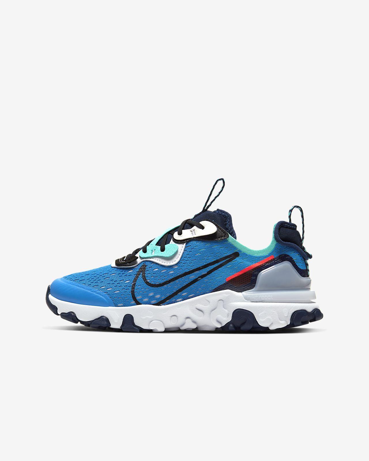 Nike React Vision-sko til store børn