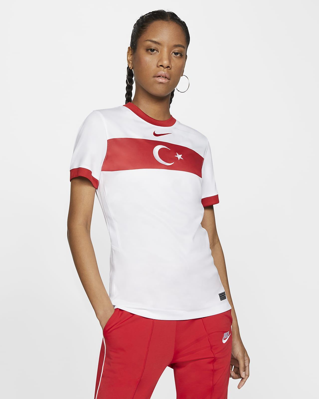 Maillot de football Turquie 2020 Stadium Domicile pour Femme