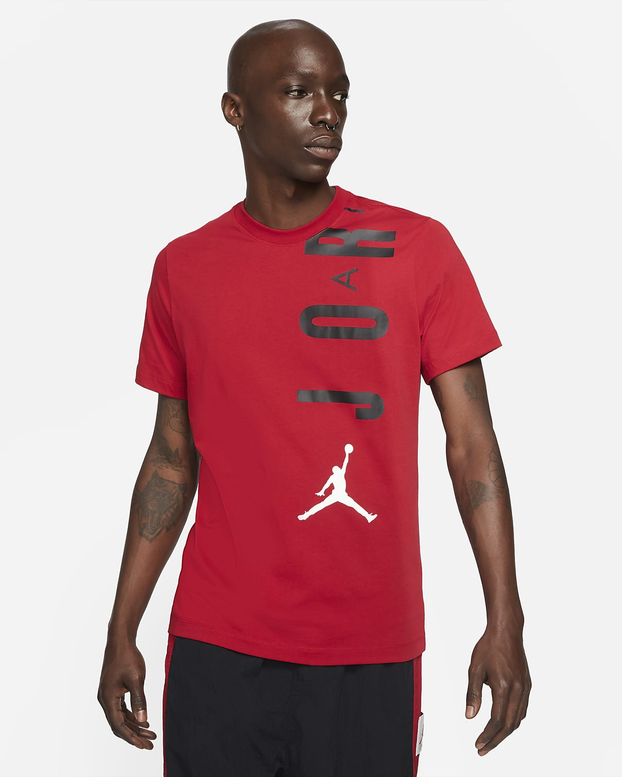 T-shirt a manica corta Jordan Air - Uomo