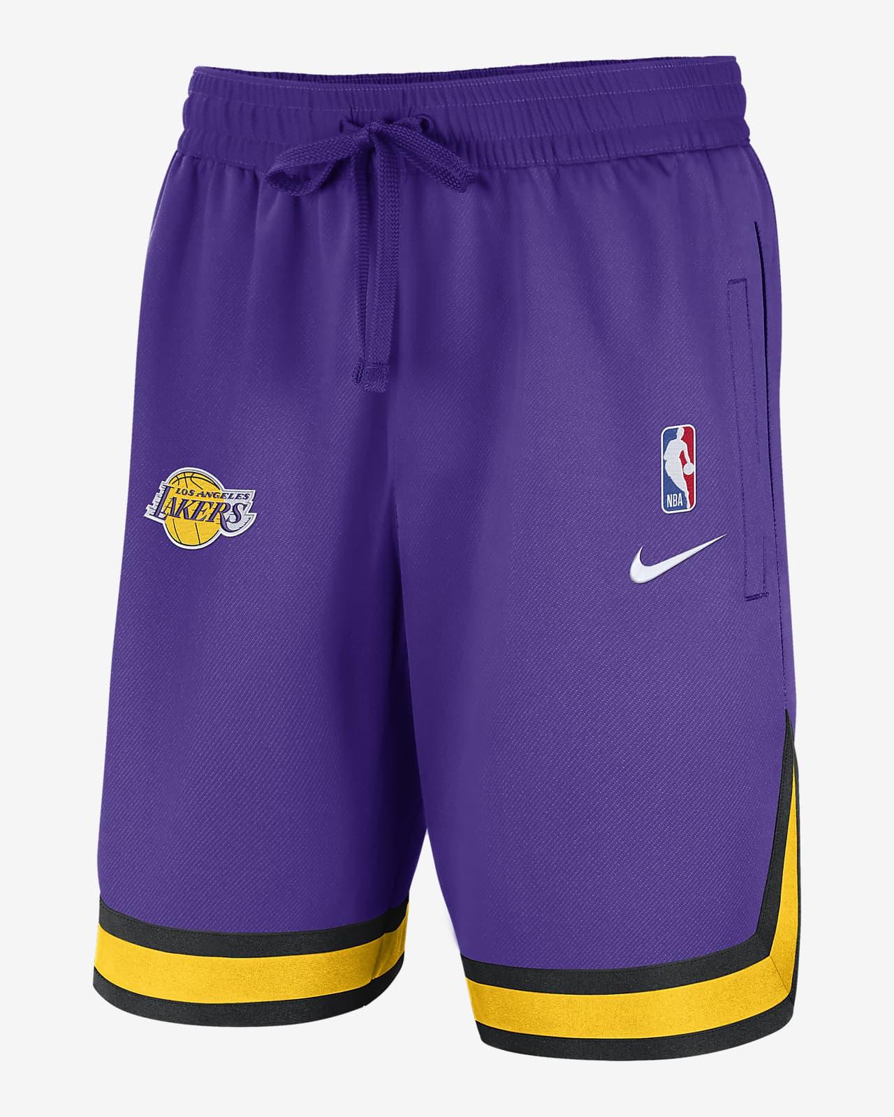 洛杉矶湖人队 Nike Therma Flex NBA 男子短裤