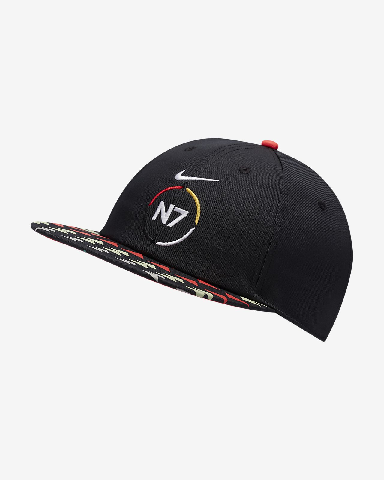 Gorra con visera plana Nike Sportswear N7