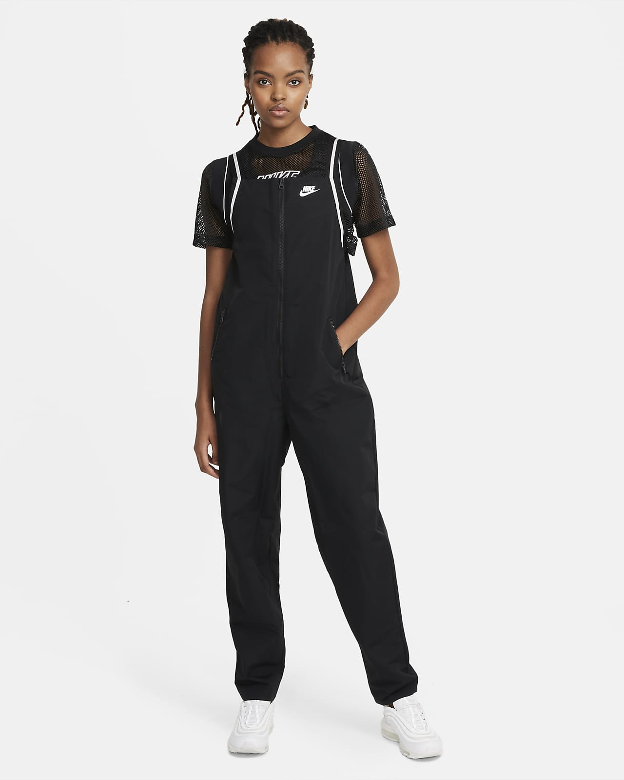 Serena Design Crew Women's Tennis Jumpsuit