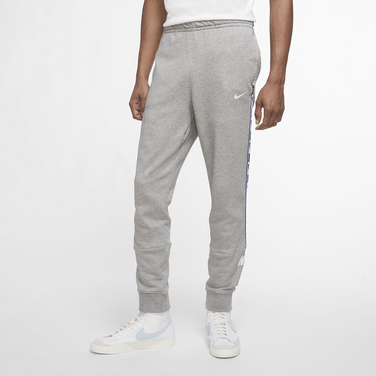 Calças desportivas em moletão Nike Sportswear para homem