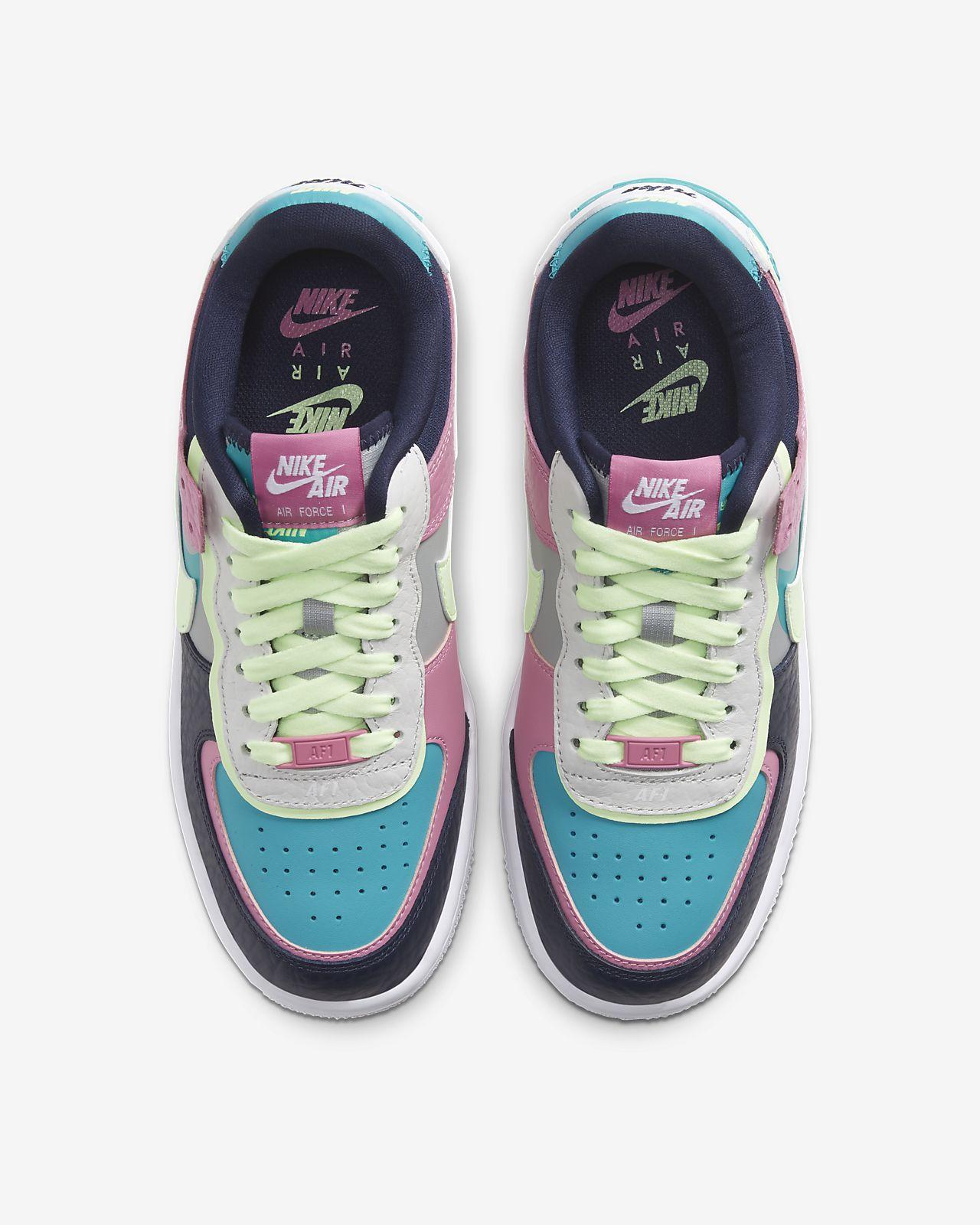 Nike Womens Air Force 1 Shadow SE (CK3172 001)
