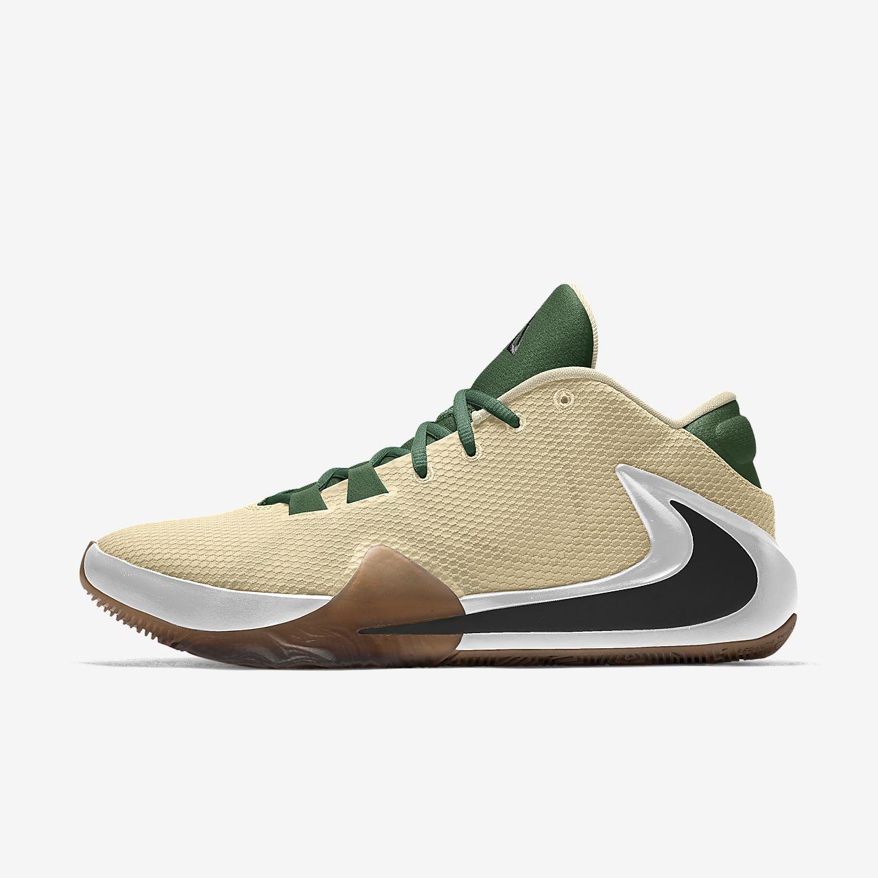 Nike Zoom Freak 1 By You tilpasset basketsko