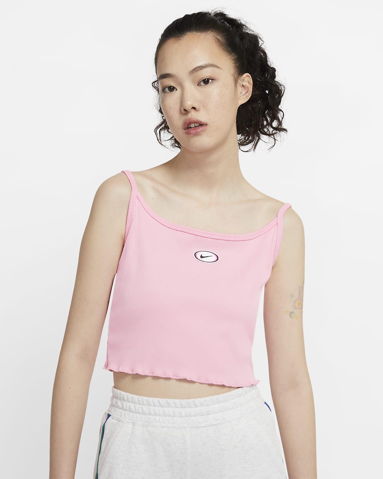 Kort linne Nike Sportswear för kvinnor