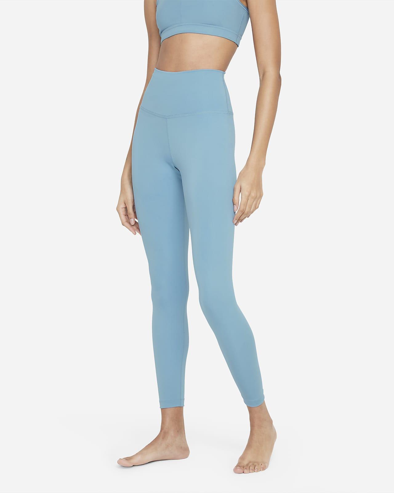 Nike Yoga 7/8-os, magas derekú női leggings