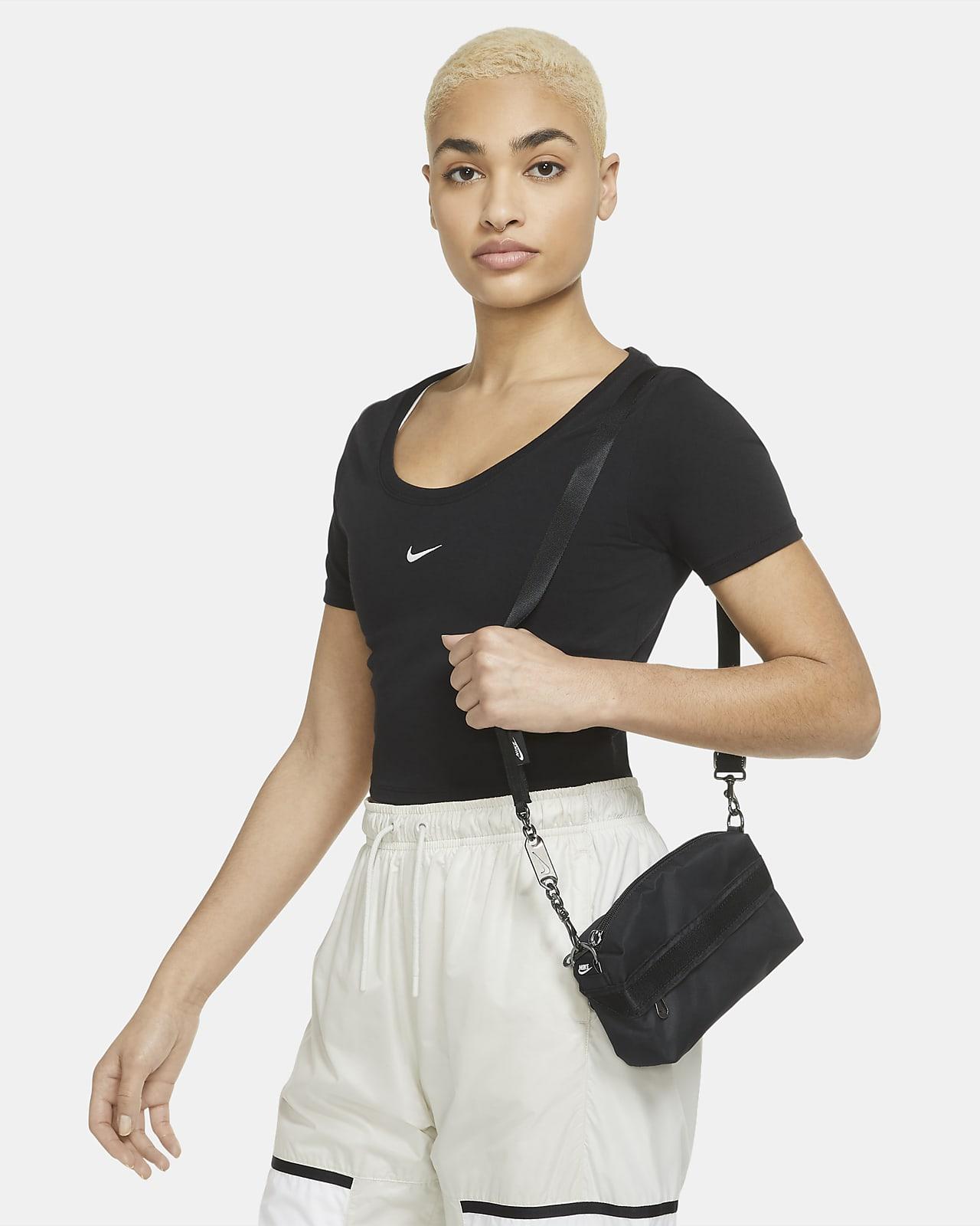 Crossbody-väska Nike Sportswear Futura Luxe för kvinnor