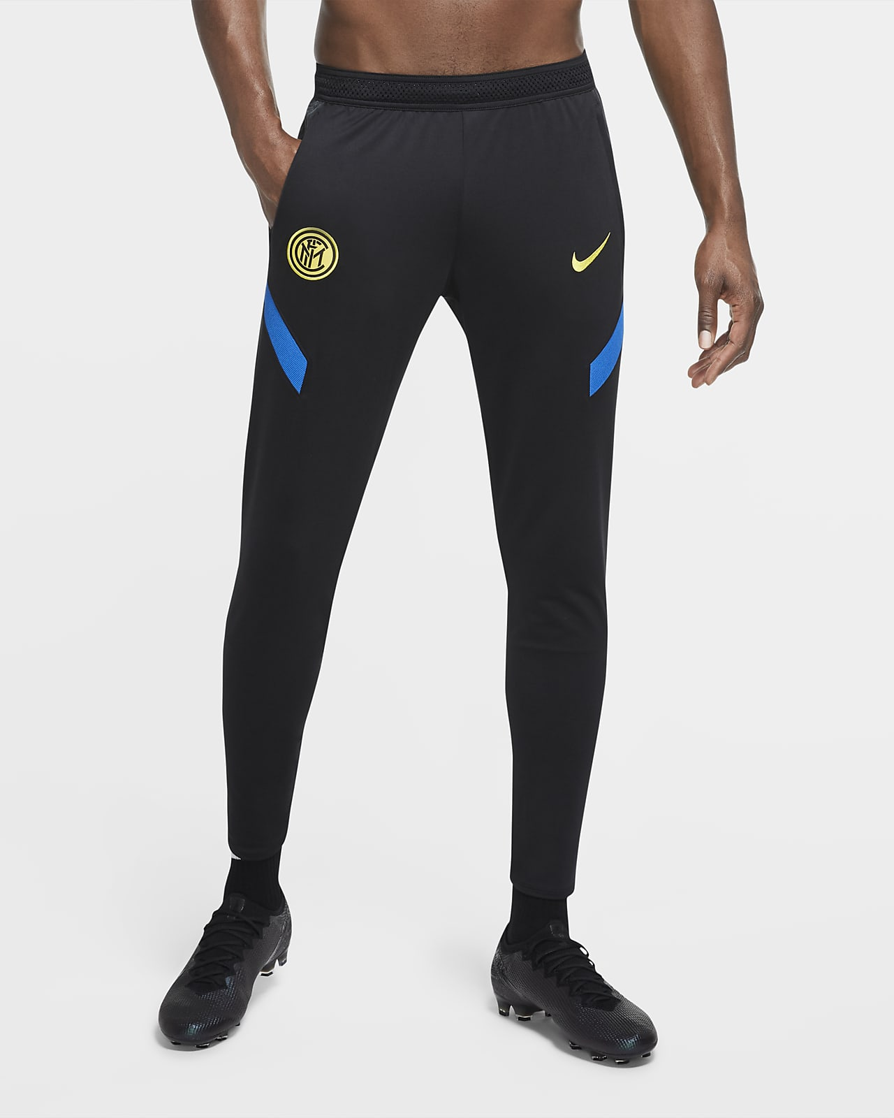 Inter Milan Strike Men's Knit Football Pants
