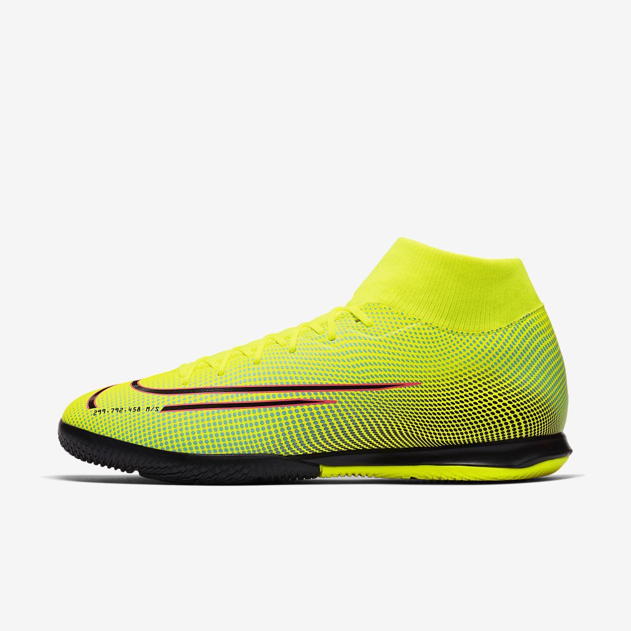 Scarpa da calcio per campi indoor Nike Jr. Mercurial Superfly 7 Academy IC Bambini