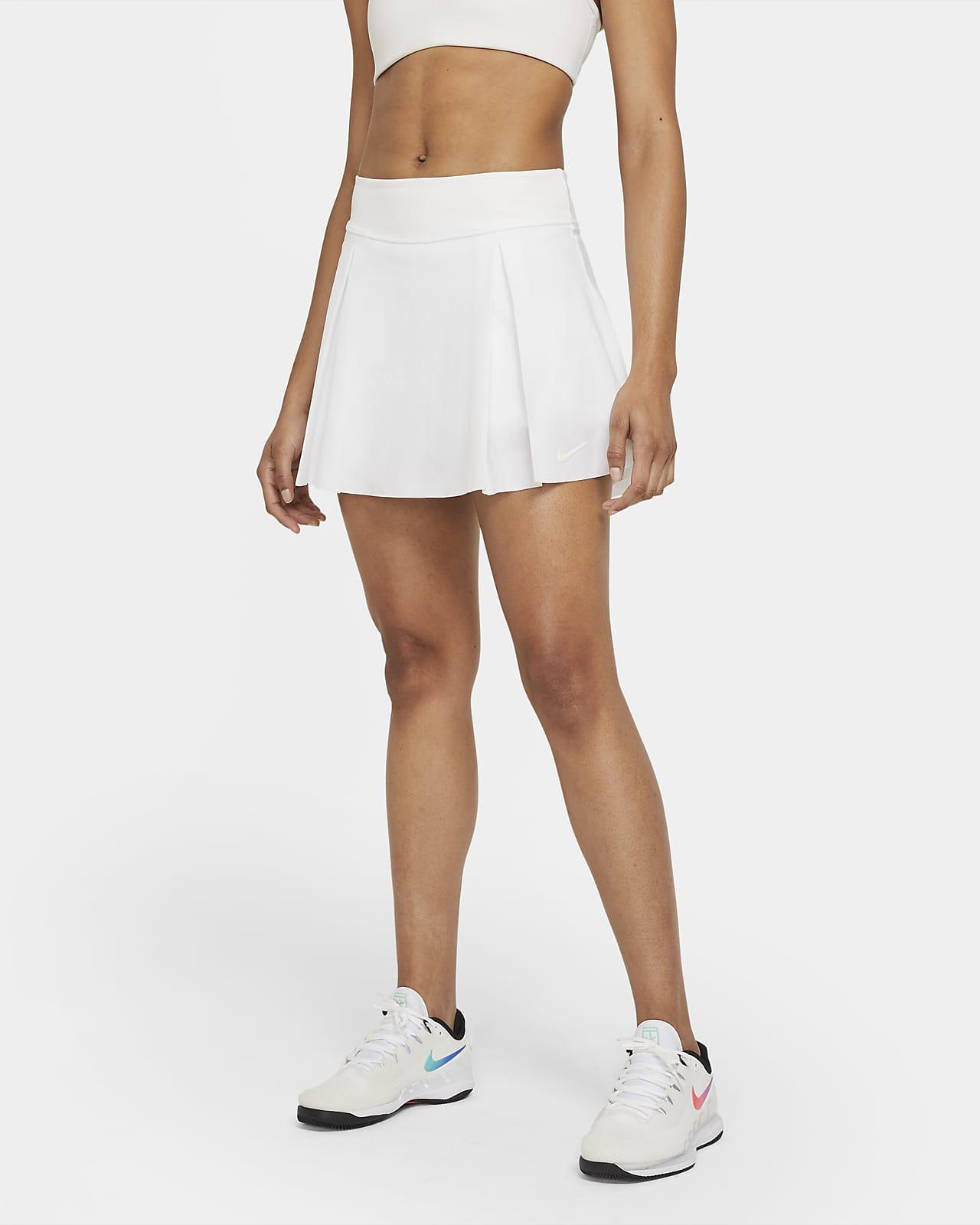 Jupe de tennis classique Nike Club Skirt pour Femme (taille longue)