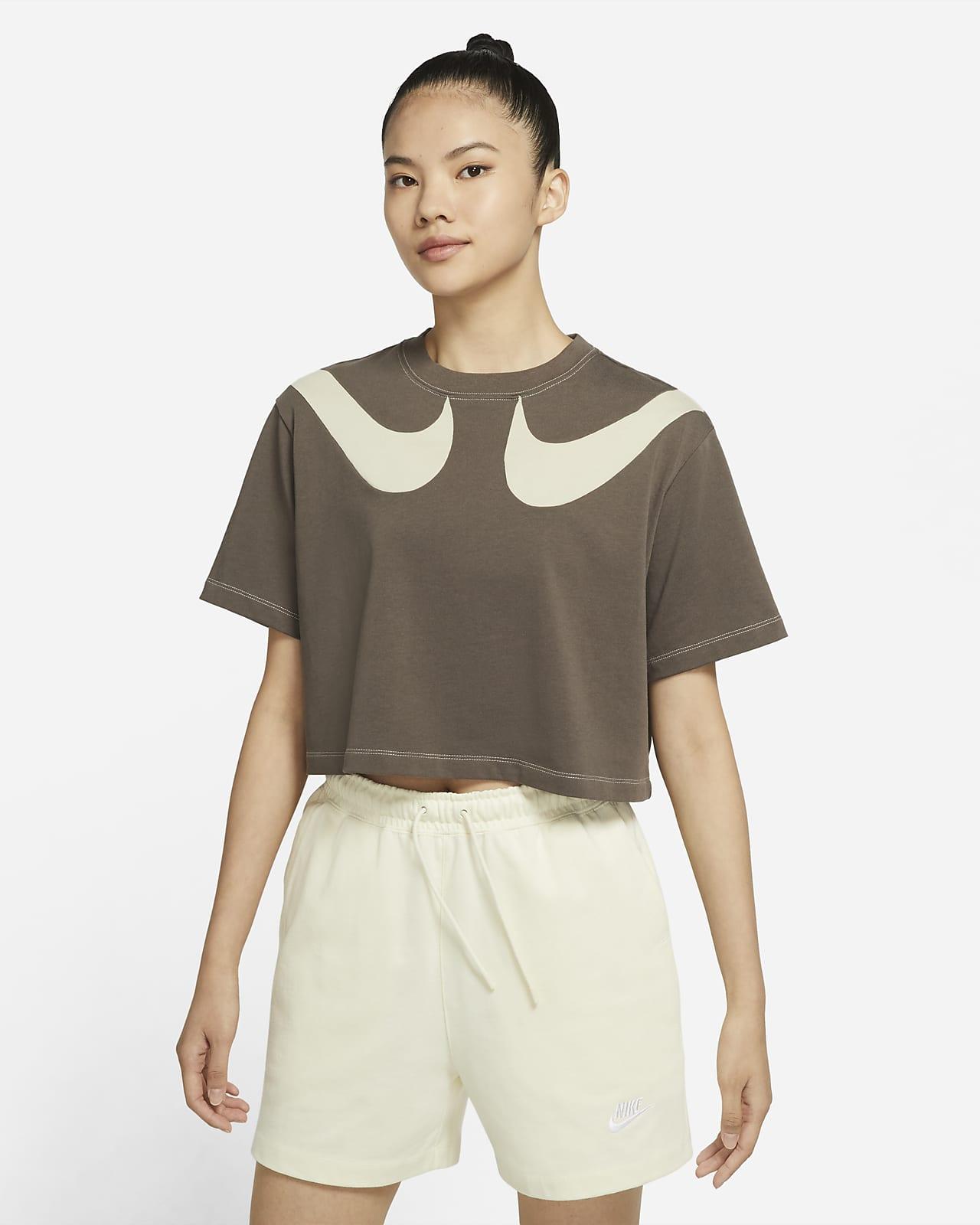 Nike Sportswear Swoosh 女子T恤