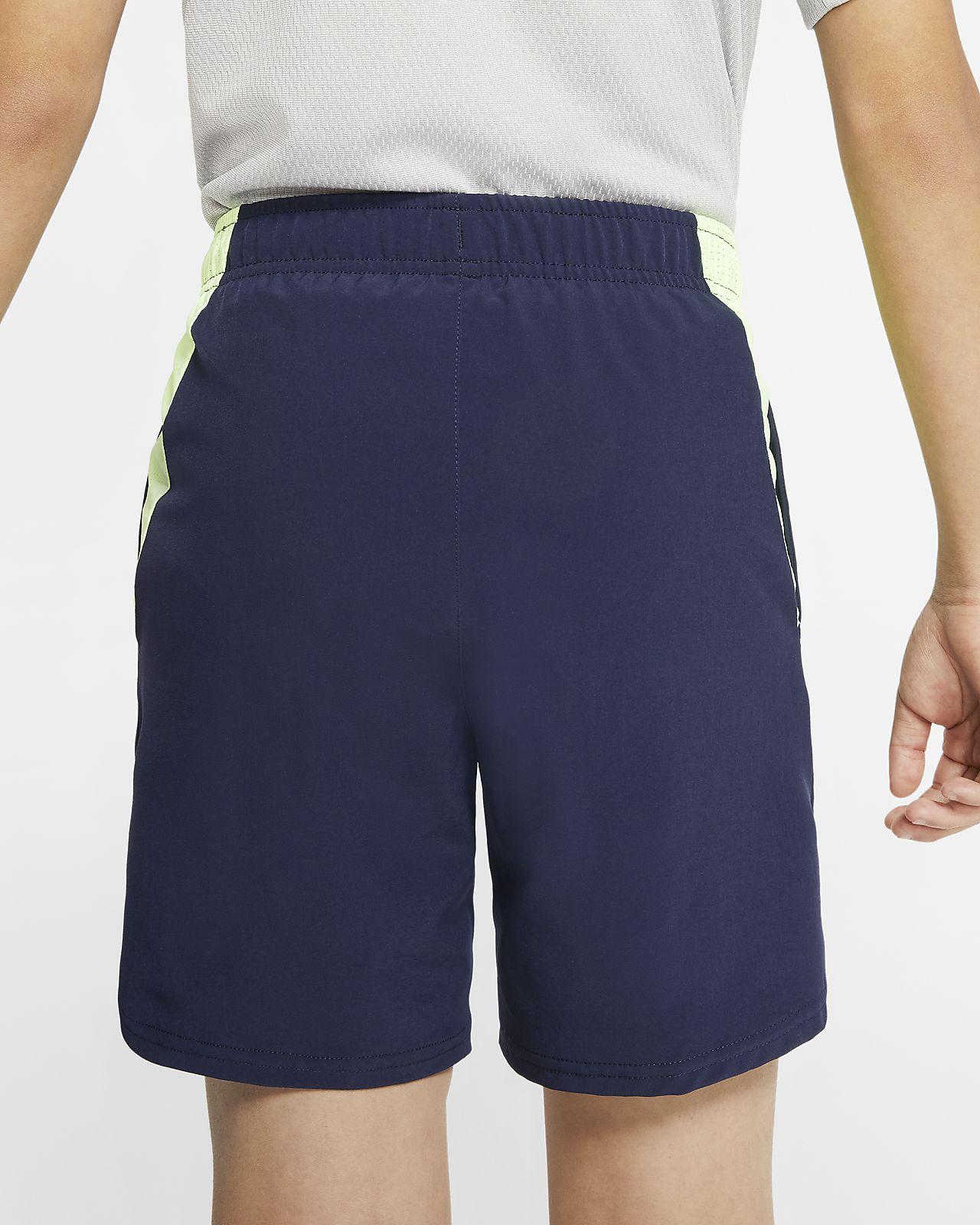 Short de tennis NikeCourt Flex Ace pour Garçon