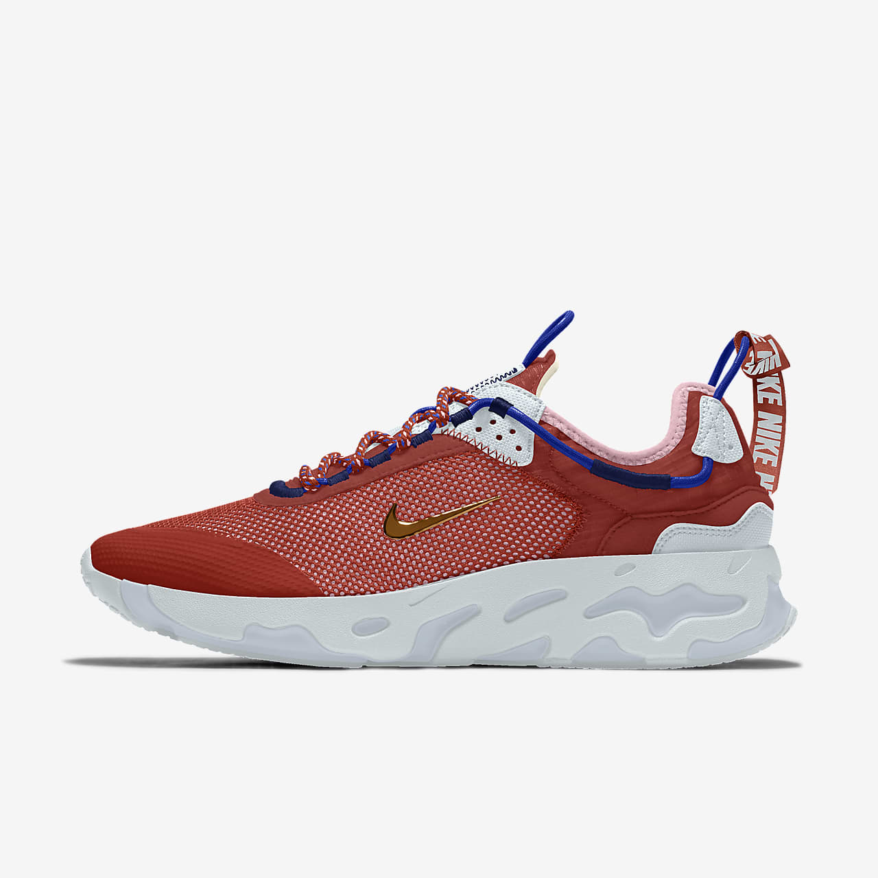 Nike React Live By You personalisierbarer Herrenschuh