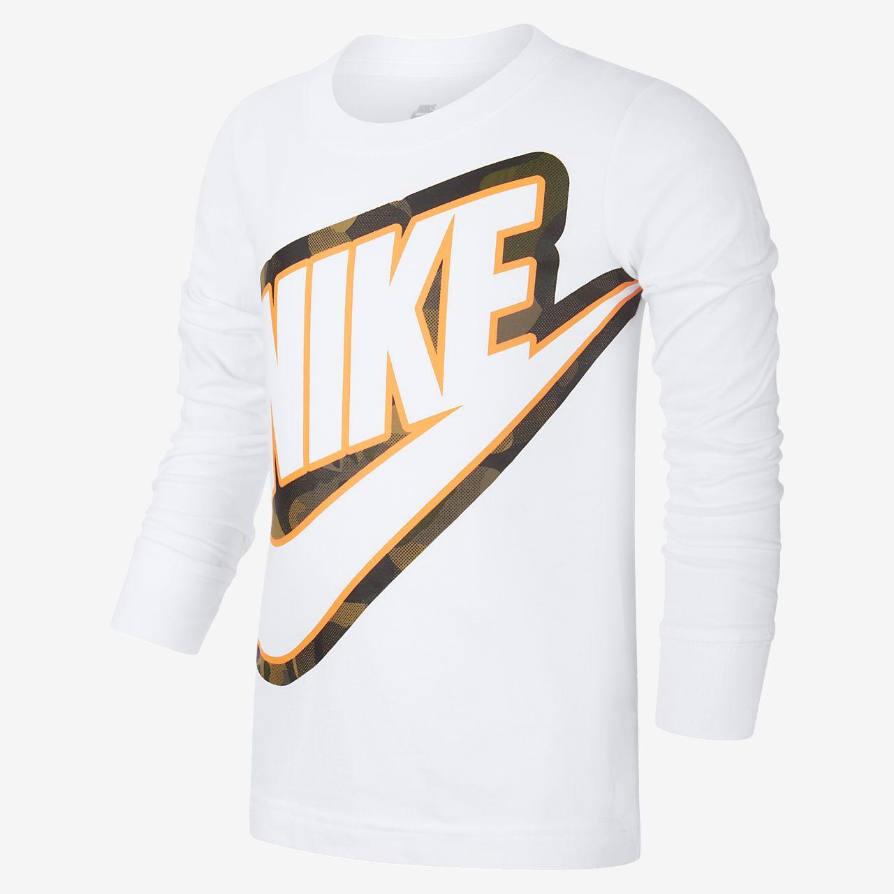 nike tee shirt manche longue