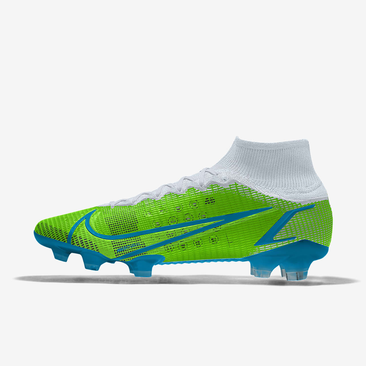 Nike Mercurial Superfly 8 Elite By You egyedi stoplis futballcipő