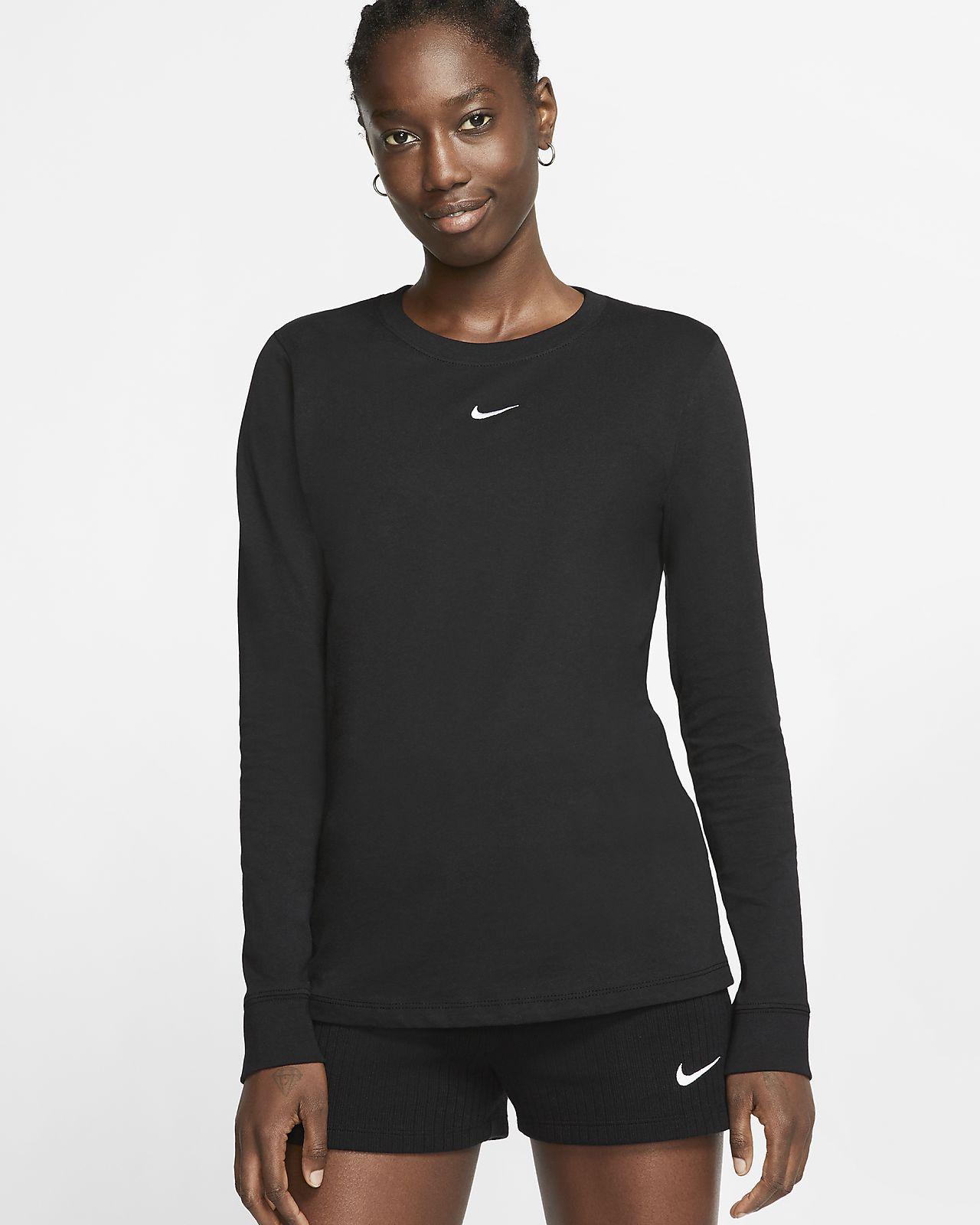 Långärmad T-shirt Nike Sportswear för kvinnor