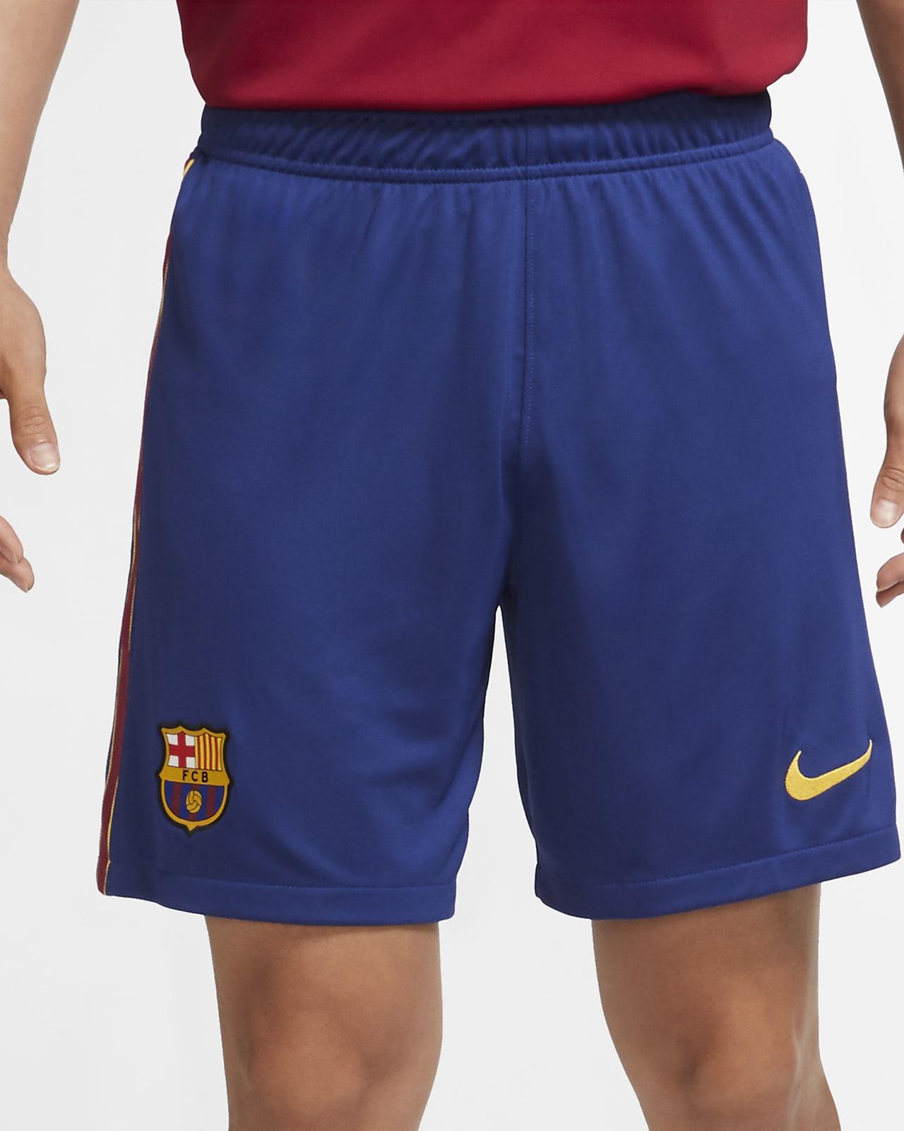 FC Barcelona 2020/21 Stadium hazai/Away férfi futballrövidnadrág