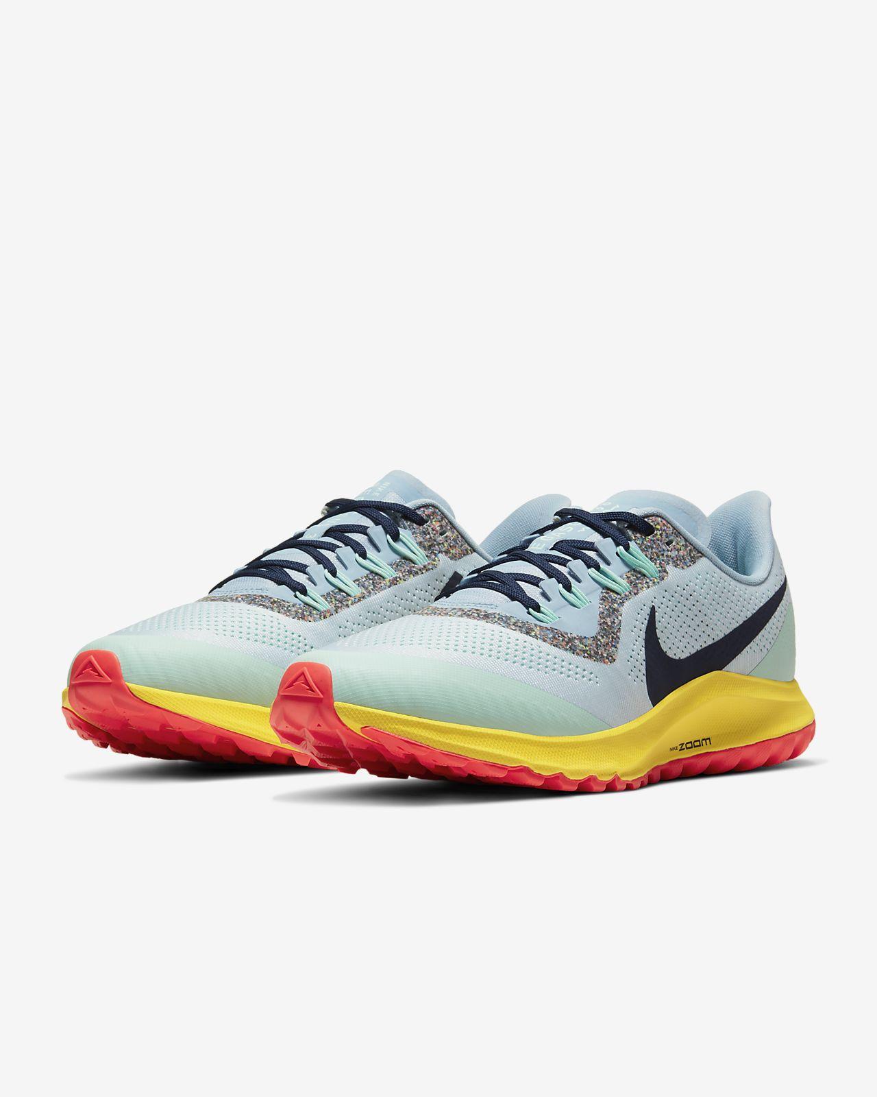 Calzado de trail running para hombre Nike Air Zoom Pegasus 36 Trail