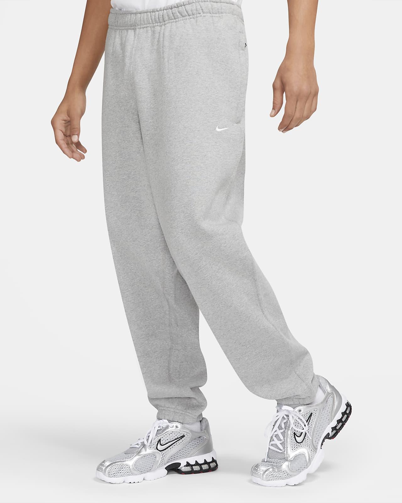 Nike Solo Swoosh Men's Fleece Pants