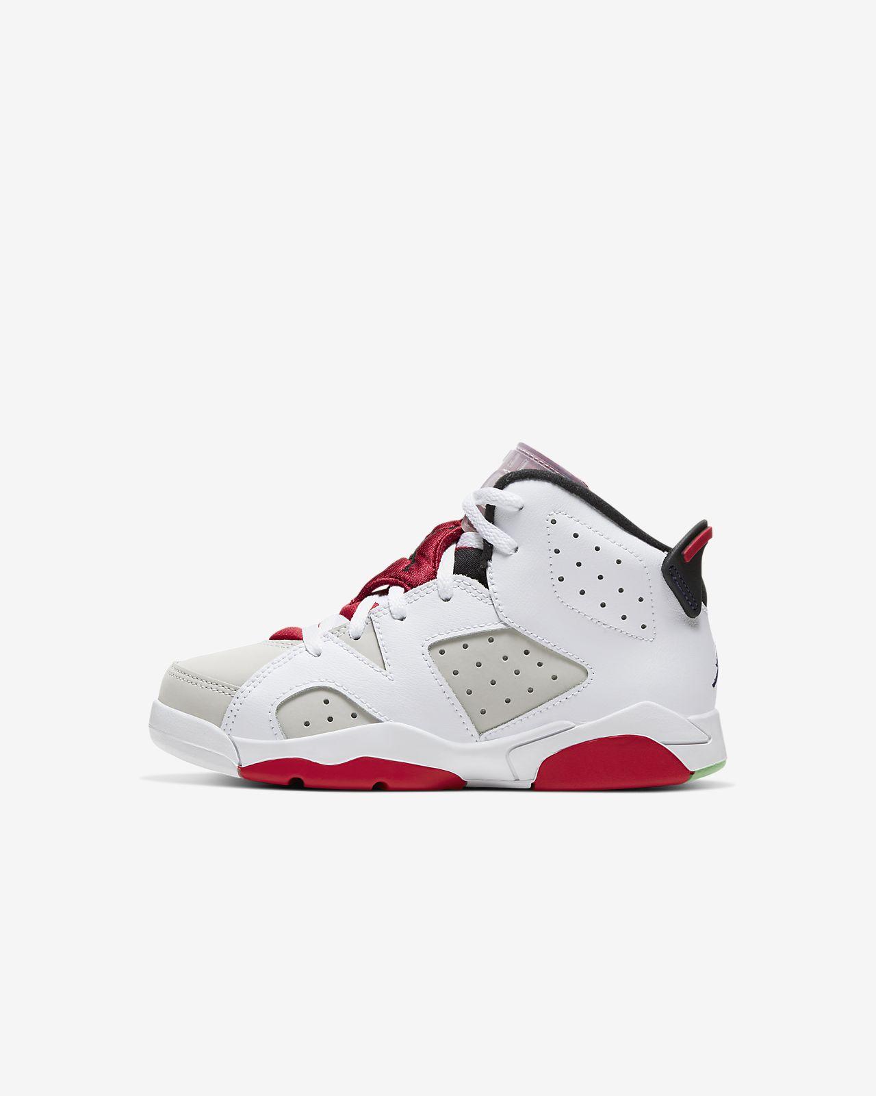 Air Jordan 6 Retro (PS) Little Kids' Shoe