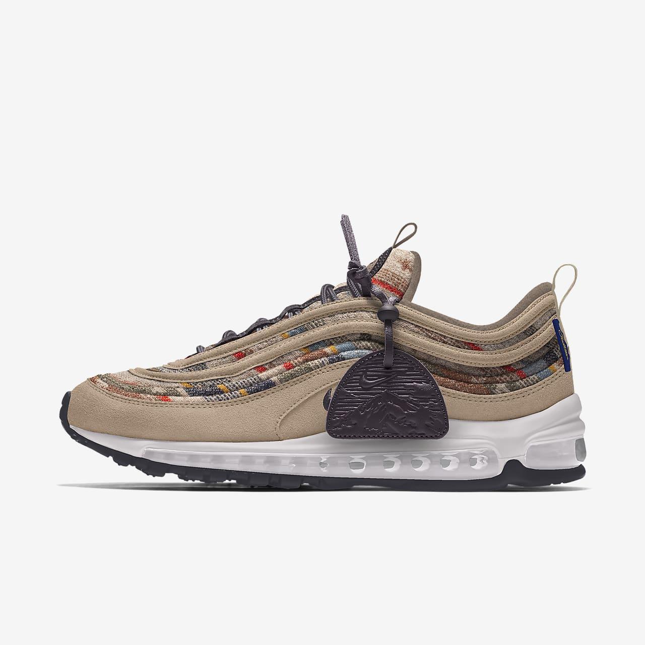 รองเท้าออกแบบเอง Nike Air Max 97 Pendleton By You