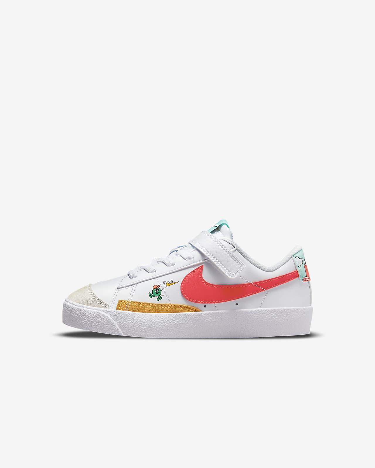 Nike Blazer Low '77 BP 幼童运动童鞋