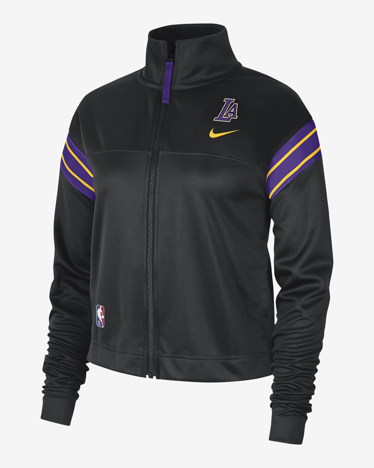 Giacca tuta Los Angeles Lakers Courtside Nike NBA - Donna