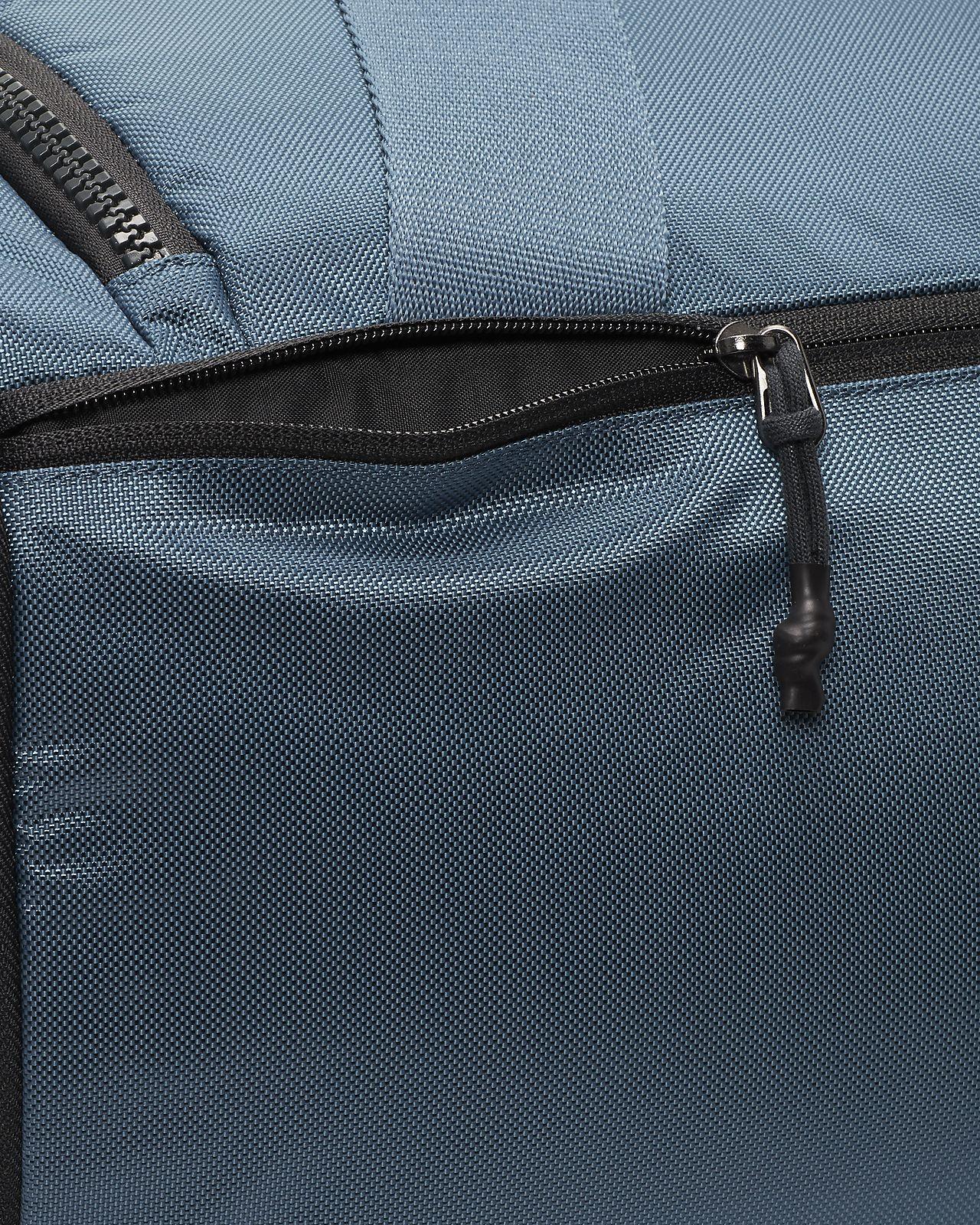 Nike Blue Vapor Power Duffel Bag