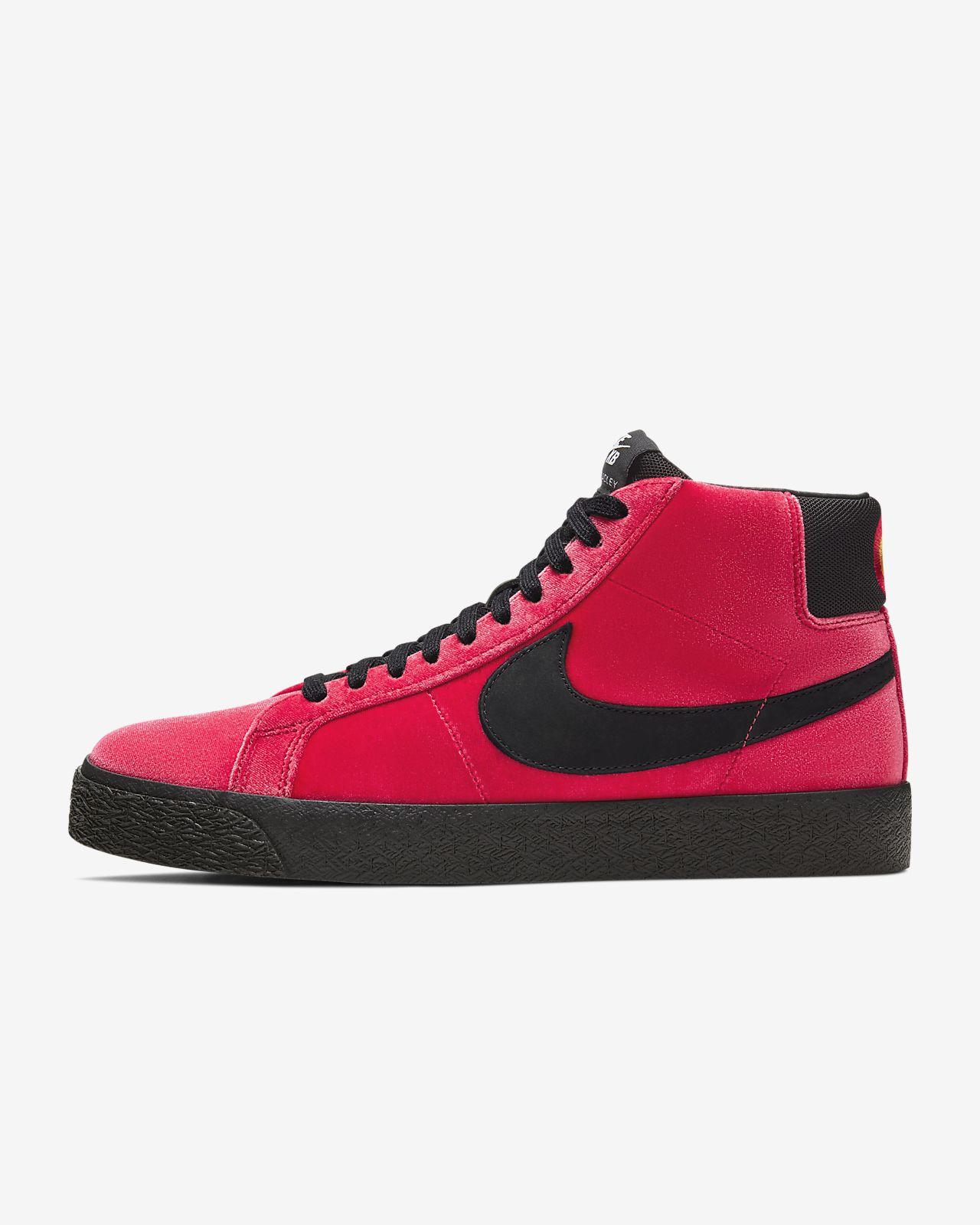 Nike SB Zoom Blazer Mid ISO 男/女滑板鞋