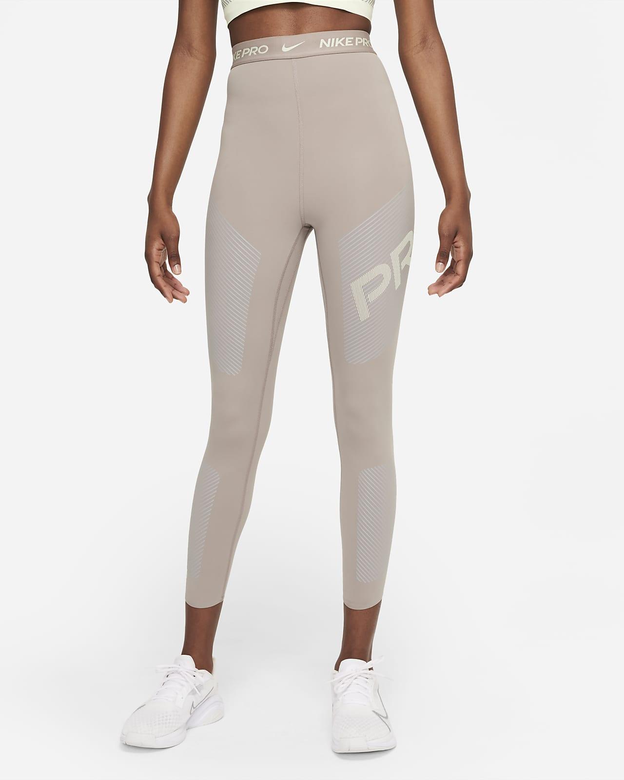 Leggings con gráfico de cintura alta de 7/8 para mujer Nike Pro Dri-FIT