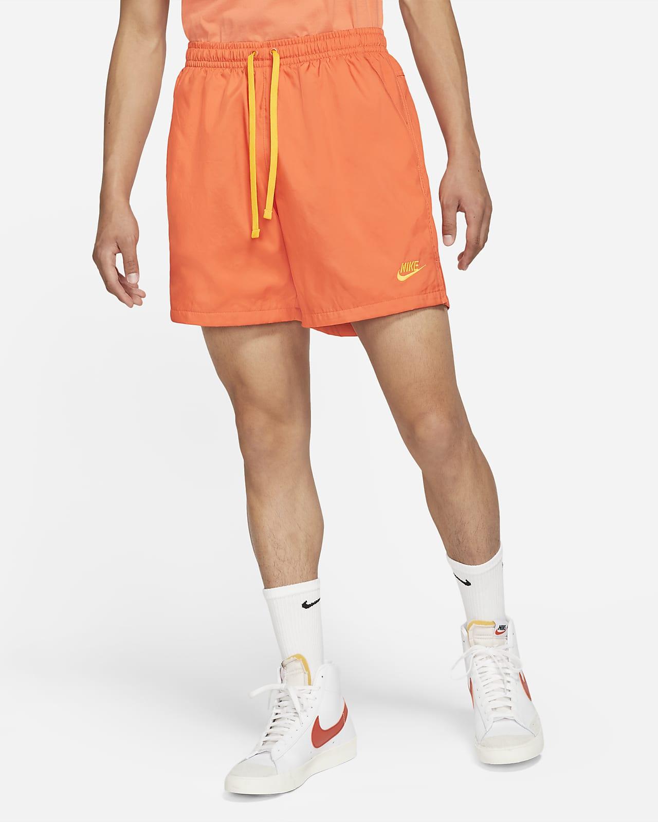 Ανδρικό υφαντό σορτς για ελευθερία κινήσεων Nike Sportswear
