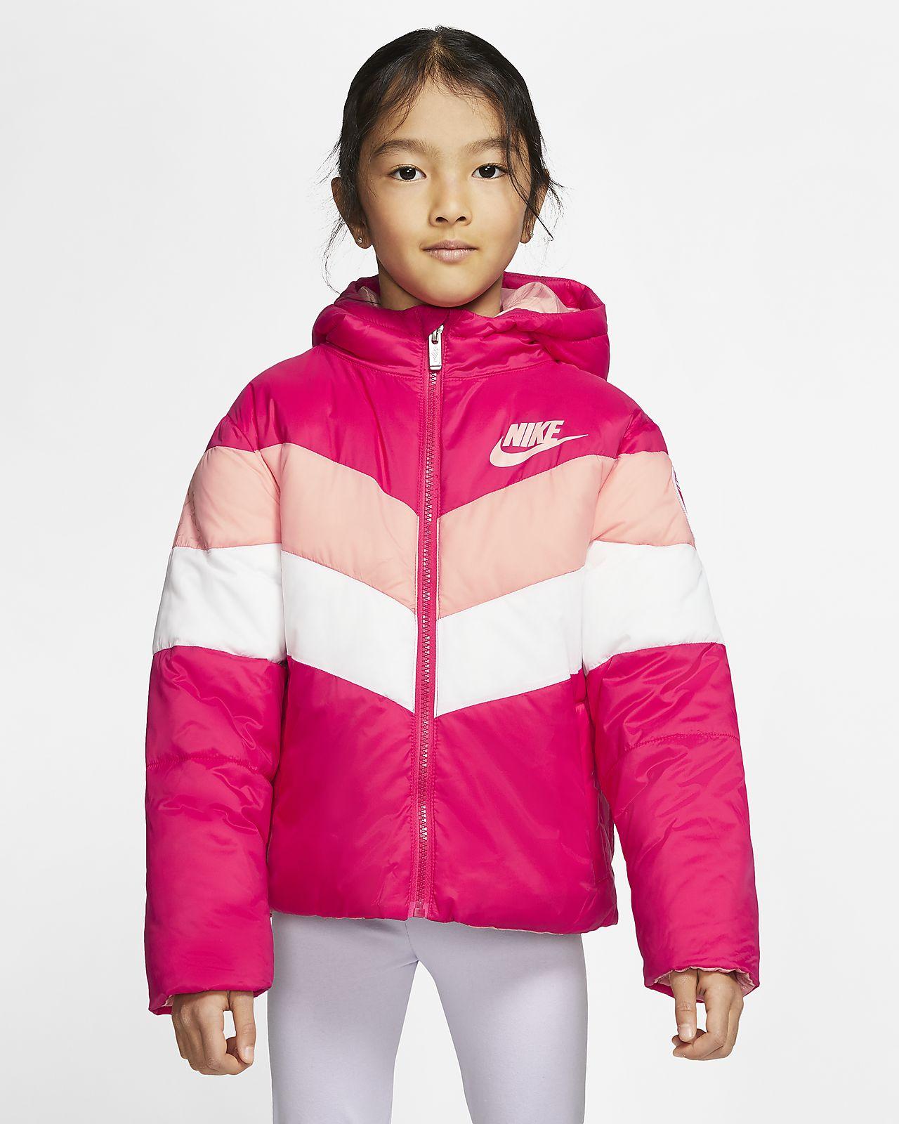 Nike dynejakke til små børn