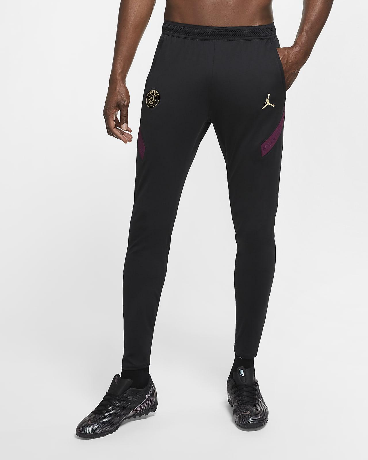 Paris Saint-Germain Strike 男款針織足球長褲