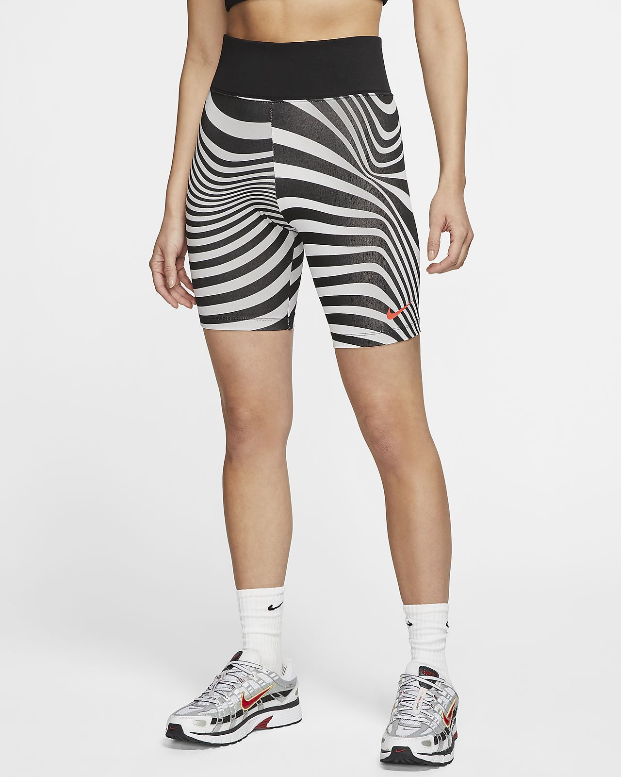 Shorts de ciclismo para mujer Nike Sportswear