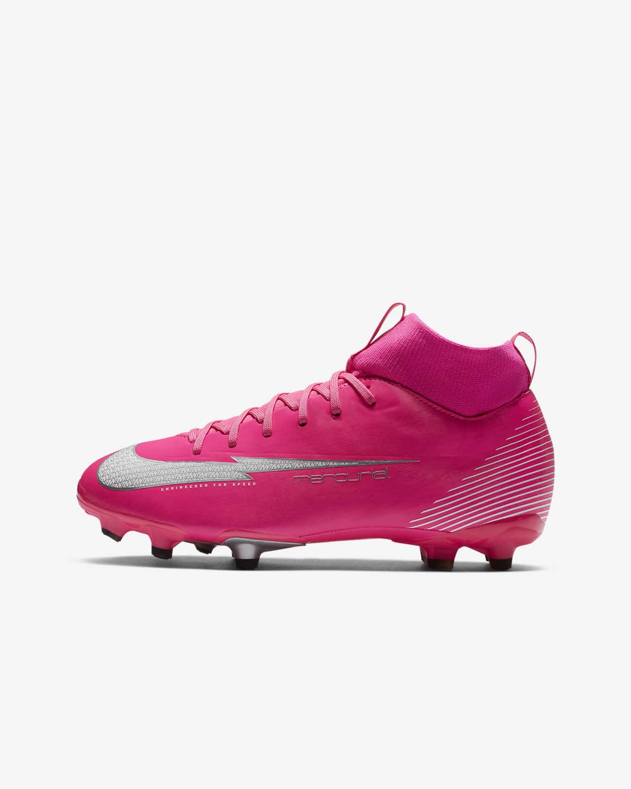 Chaussure de football à crampons multi-surfaces Nike Jr. Mercurial Superfly 7 Academy MG pour Jeune enfant/Enfant plus âgé