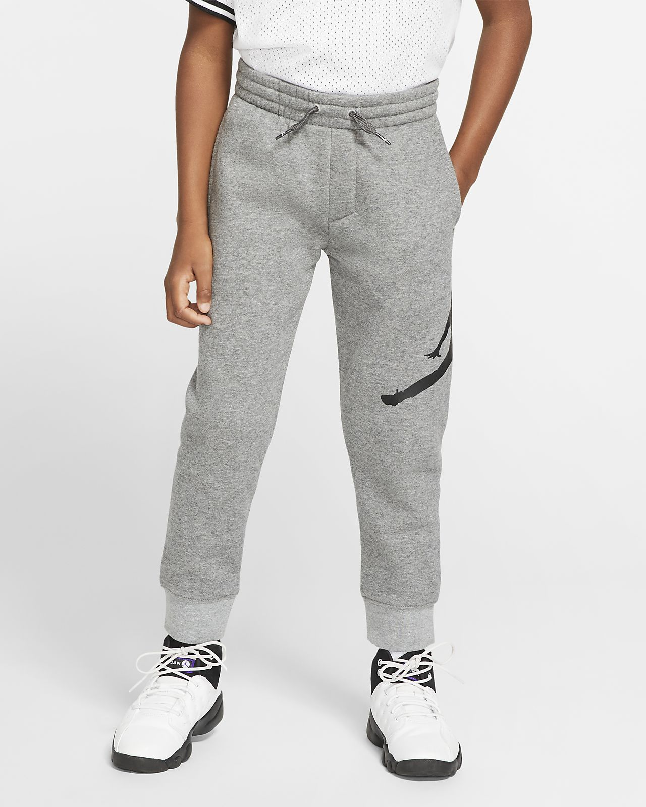 Jordan Jumpman Little Kids' Fleece Joggers