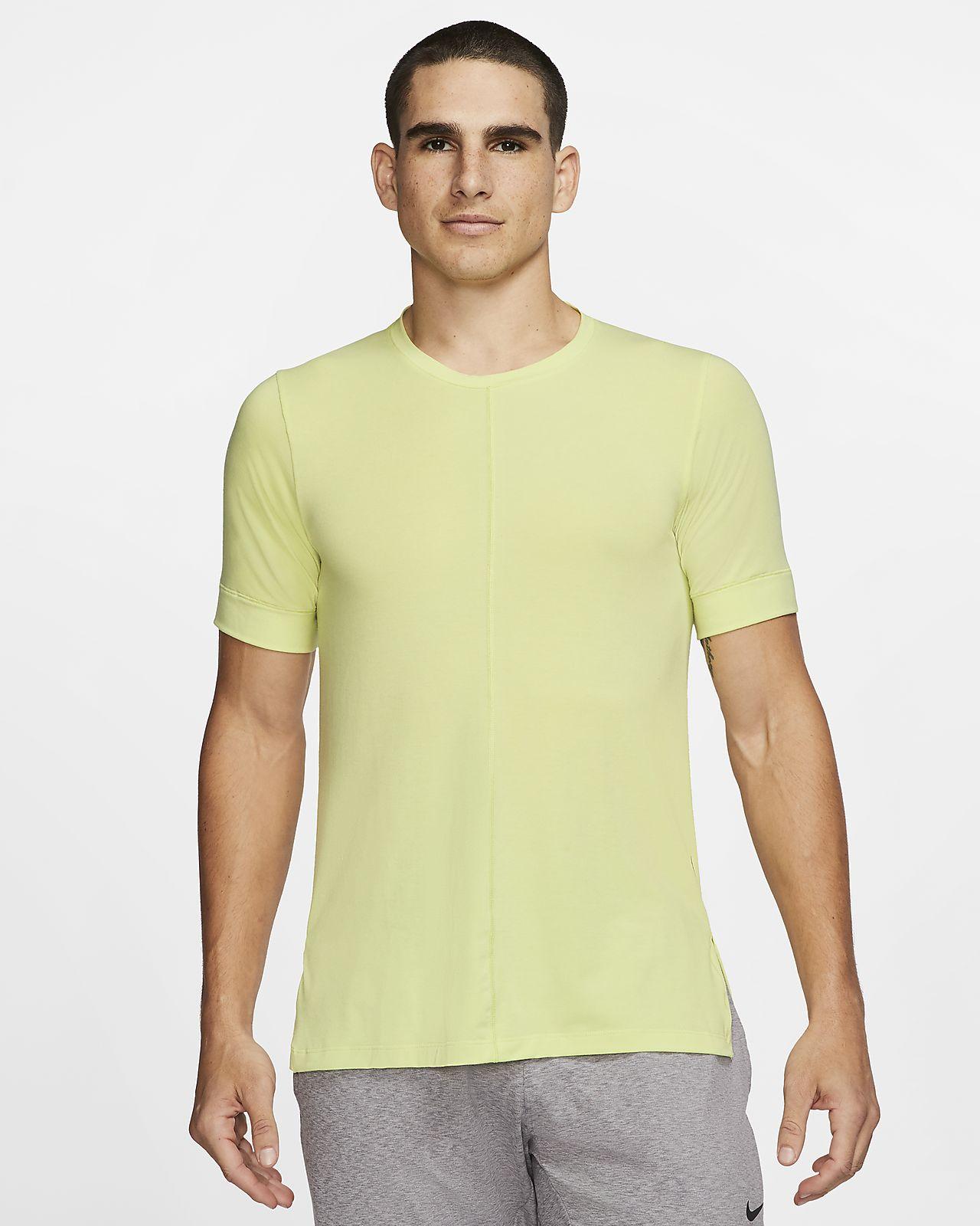 Haut à manches courtes Nike Dri-FIT pour Homme