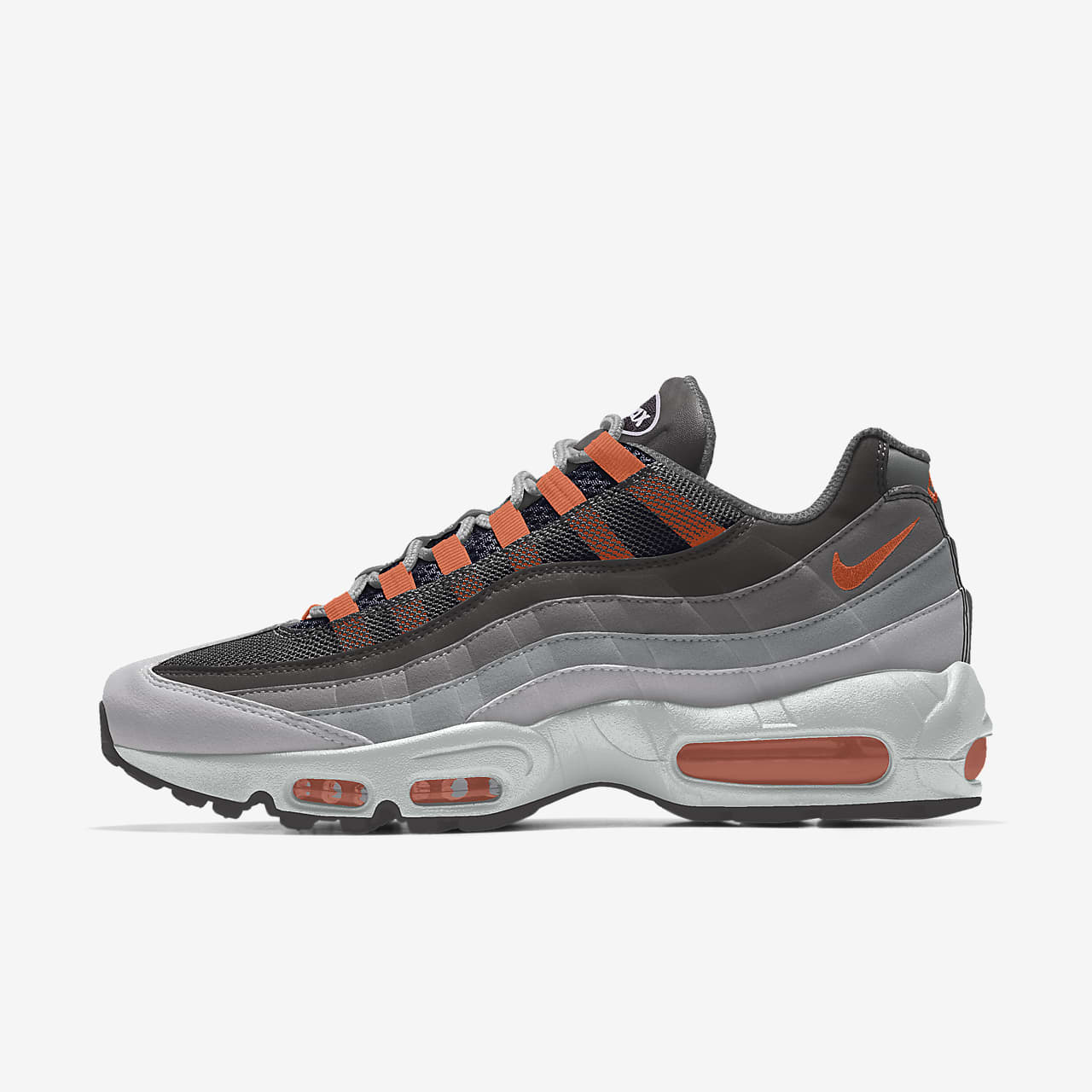 Nike Air Max 95 Unlocked By You Custom Shoe