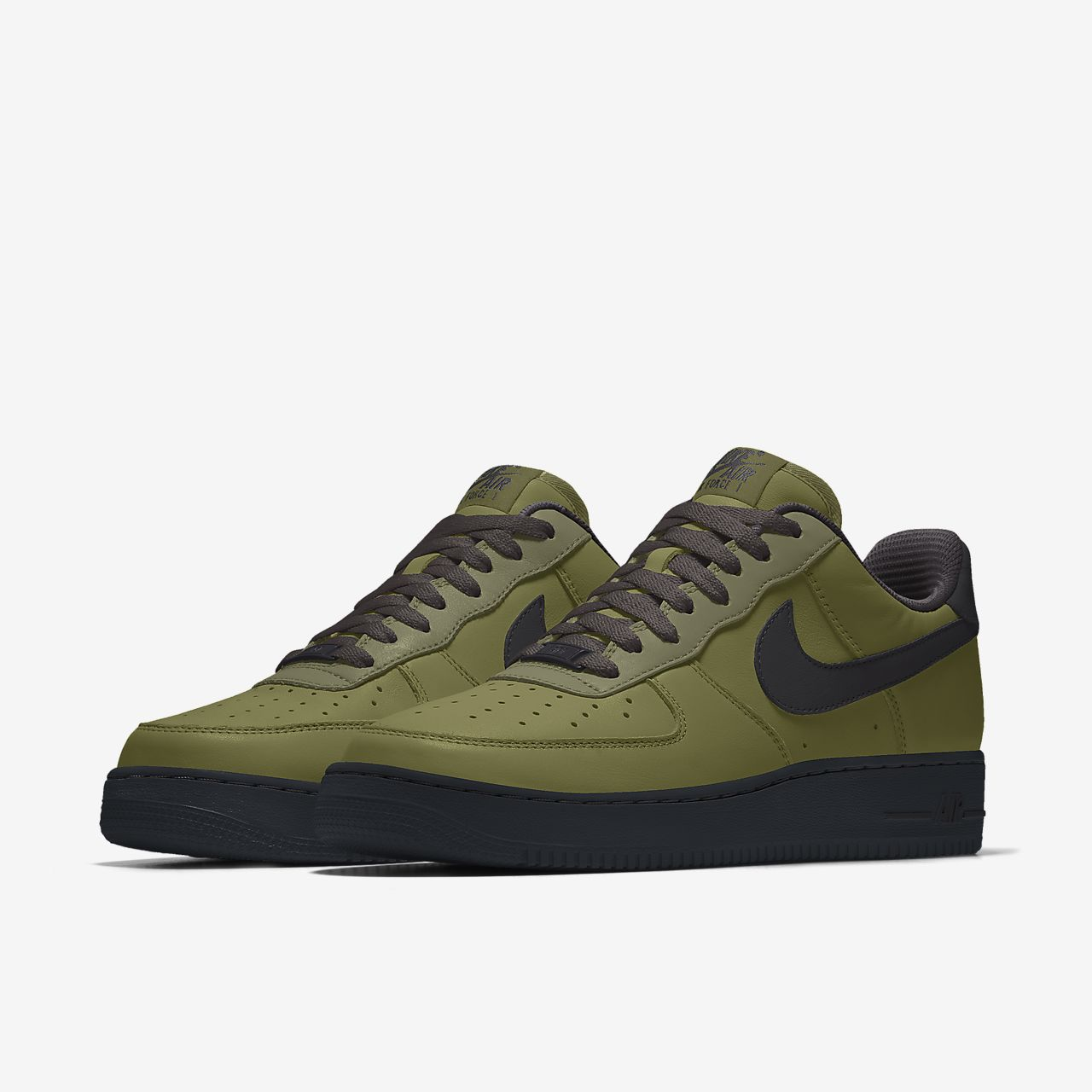 nike air force 1 low by you homme