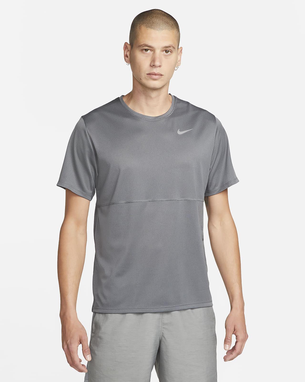 Camiseta de running para hombre Nike Breathe