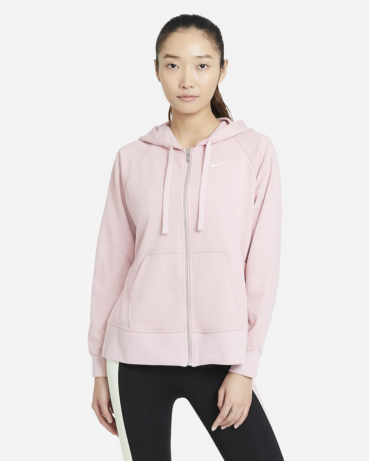 Nike Dri-FIT Get Fit Women's Full-Zip Training Hoodie
