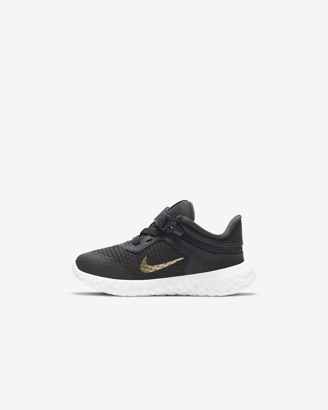 Nike Revolution 5 FlyEase Schuh für Babys und Kleinkinder