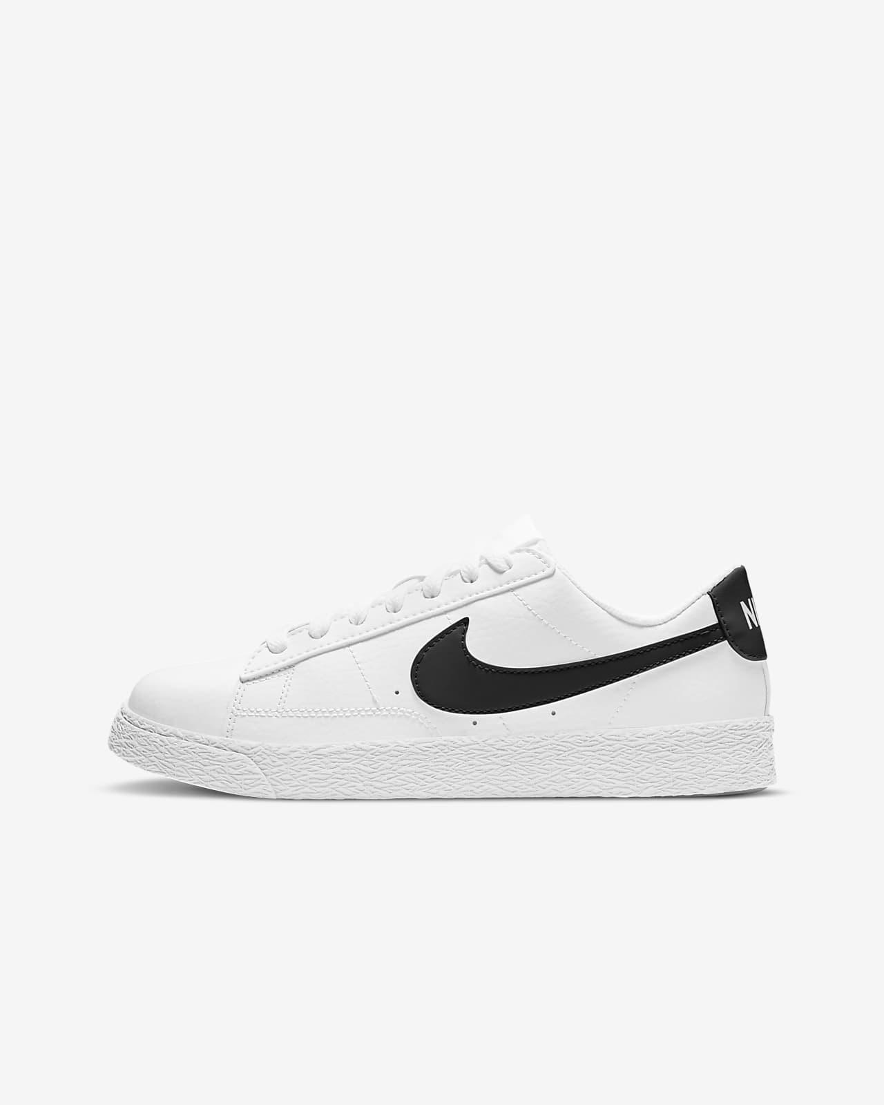 Nike Blazer Low Big Kids' Shoe