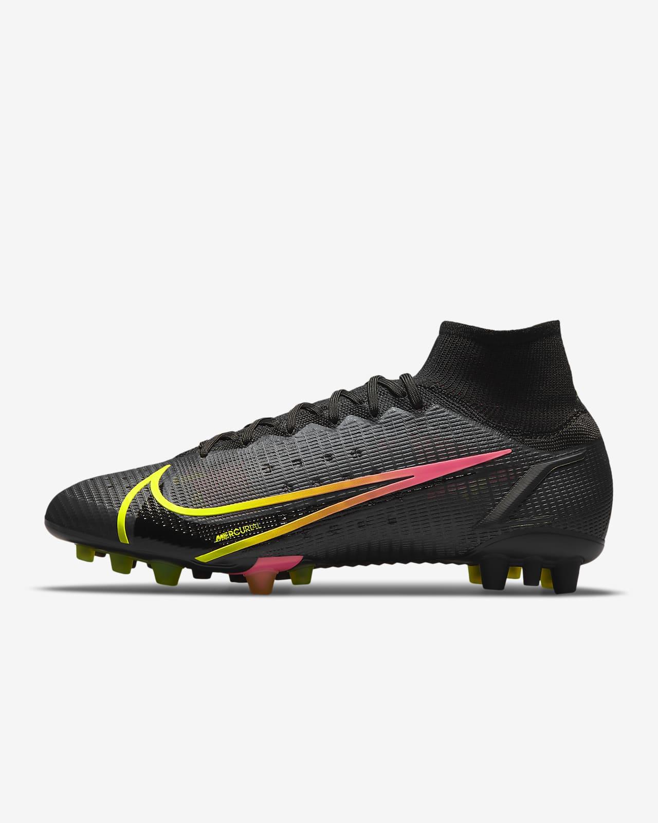 Chaussure de football à crampons pour terrain synthétique Nike Mercurial Superfly 8 Elite AG