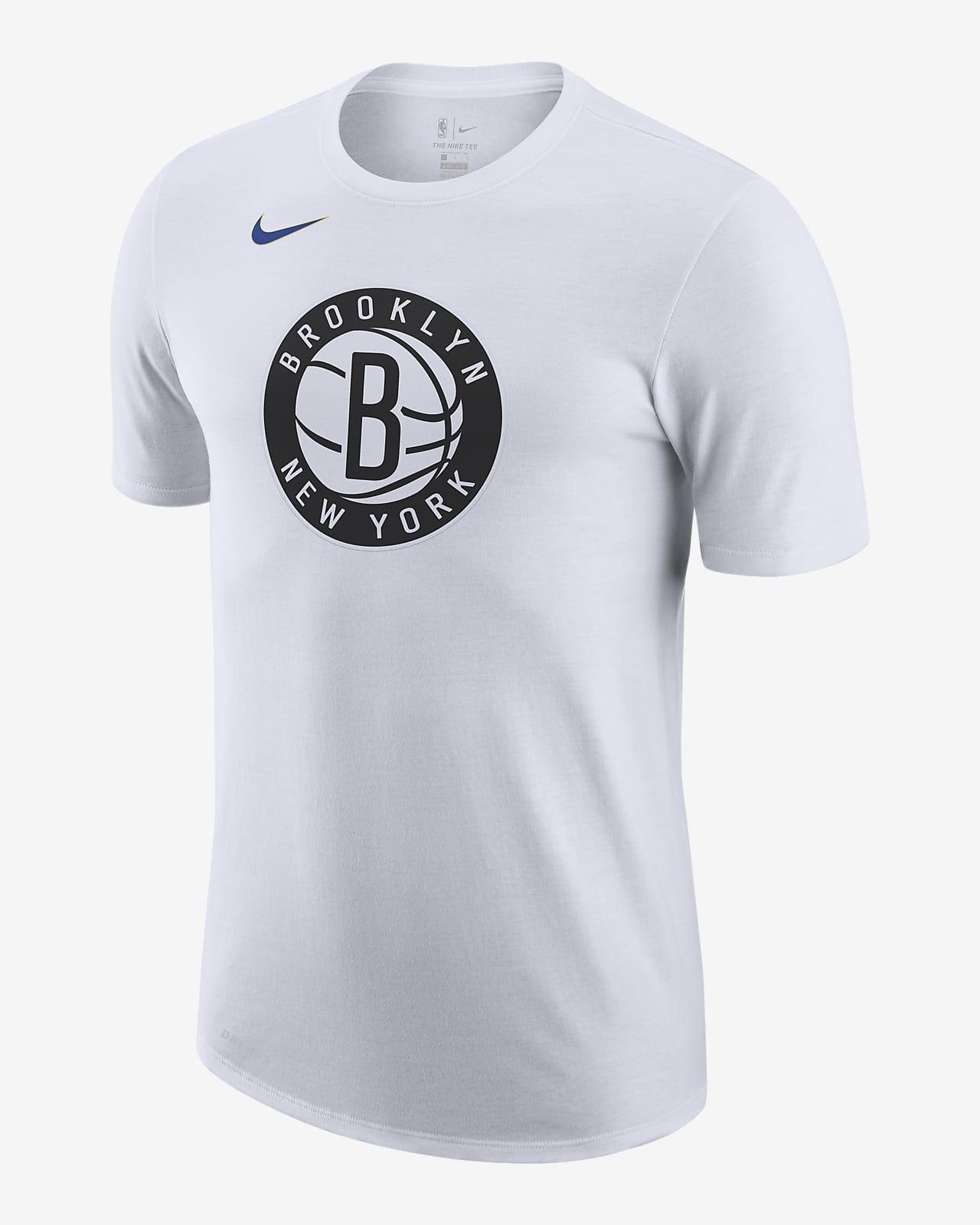 Brooklyn Nets City Edition Logo Men's Nike Dri-FIT NBA T-Shirt