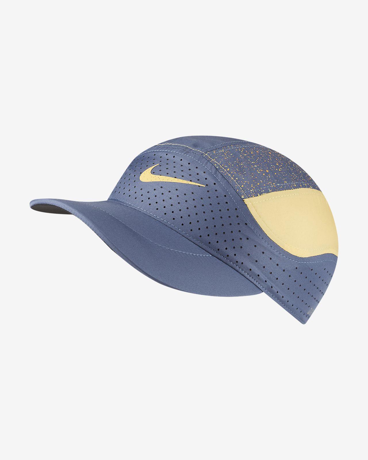 หมวกแก๊ปวิ่งผู้หญิง Nike Dri-FIT AeroBill Tailwind