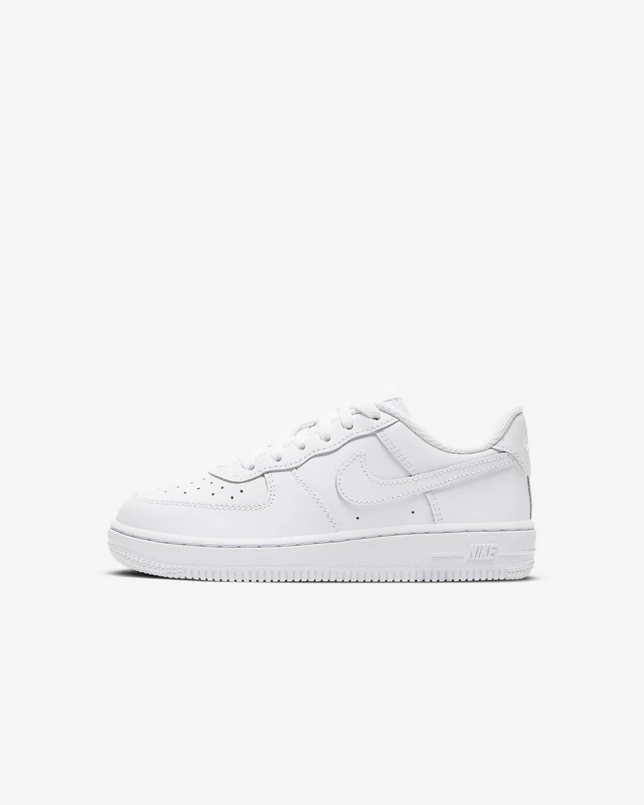 Calzado para niños talla pequeña Nike Air Force 1 LE