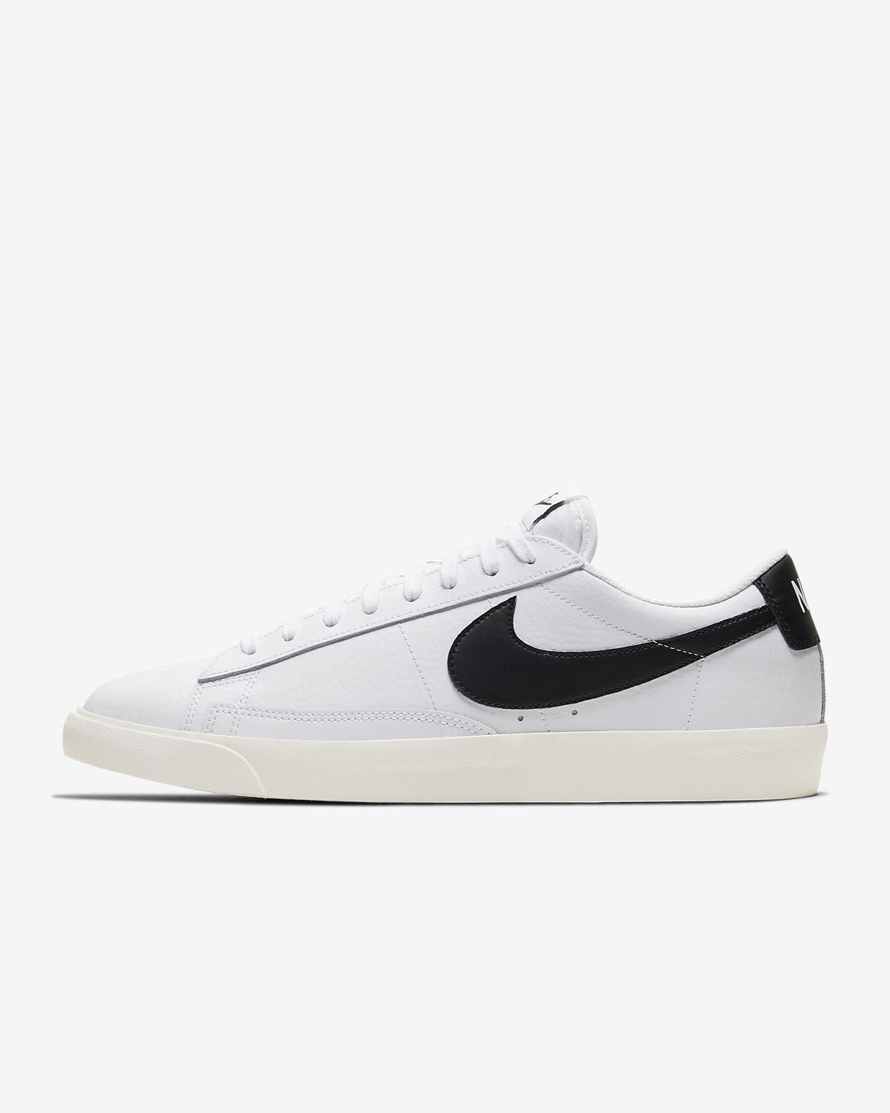 Nike Blazer Low Leather 男子运动鞋